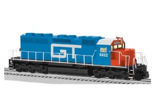 GRAND TRUNK SD40 #5922 LEGACY