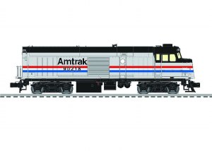 AMTRAK F40PH PH III #90218