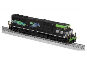 NS SD60E #6963 GO RAIL