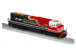 NS SD60E #911 FIRST RESPONDERS