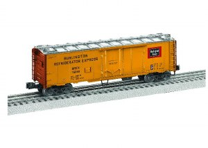 BURLINGTON 40' STEEL REEFER