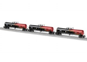 NS 30K GALLON TANK CAR - 3 PAC