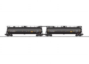 TANKTRAIN 2 PACK BLACK GATX