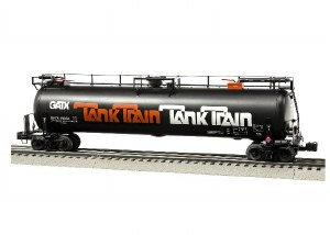 TANKTRAIN ORANGE #6