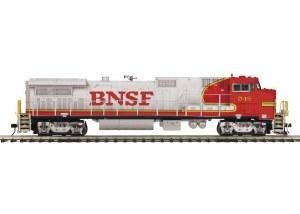BNSF DASH 8-40BW DIESEL W/PS3