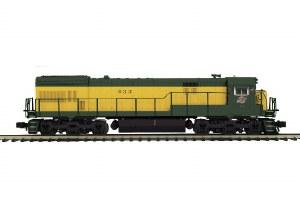 CNW GE U30C DIESEL W/PS3