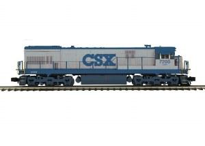 CSX GE U30C DIESEL W/PS3