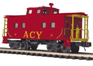 AC&Y STEEL CABOOSE CENTER