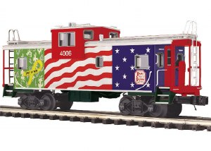 KCS EXTENDED VISION CABOOSE