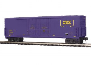 CSX DD BOX CAR