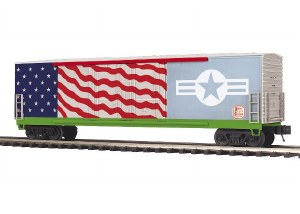 KCS 50' DD BOX CAR VETERAN'S