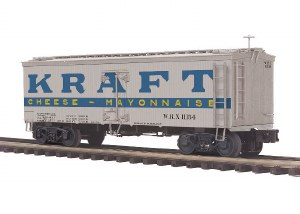 KRAFT REEFER CAR