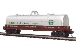 BNSF COIL CAR