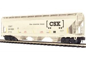 CSX 3 BAY CENTERFLOW HOPPER