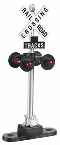 O SCALE CROSSING FLASHER 2 PAC
