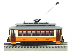 PRT BUMP & GO TROLLEY