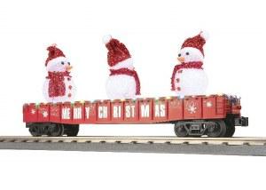CHRISTMAS GONDOLA W/LED
