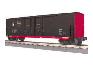 NS 50' DD PLUGGED BOXCAR