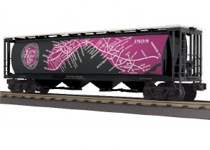 ACL 4 BAY CYL HOPPER (MAP CAR)