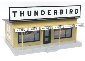 THUNDERBIRD ROADSIDE STAND
