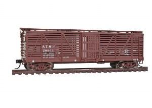 ATSF 40' STOCK CAR #28965