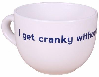 Cranky Jumbo Mug