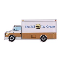 Delivery Truck Magnet