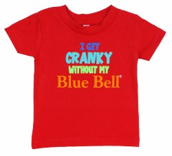 Cranky Infant Red Tee
