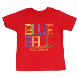 Toddler Red BB 2T