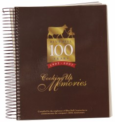 100th Anniversary Cookbook