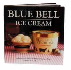 Blue Bell Coffee Table Book