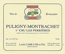 Carillon Chassagne Mont 2017