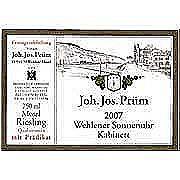 JJ Prum Wehlener Kabinett 2007