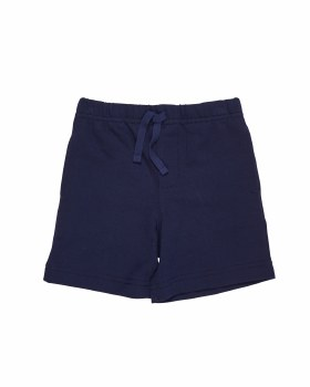 Navy French Terry & 97% Cotton 3% Spandex