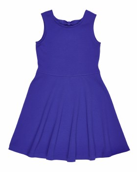 Purple Textured Techno Knit. 94% Polyester 6% Spandex