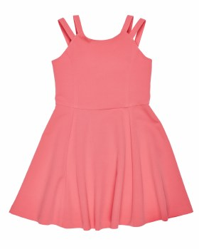 Coral Crepe 93% Polyester 7% Spandex