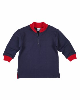 Navy French Terry. 100% Cotton