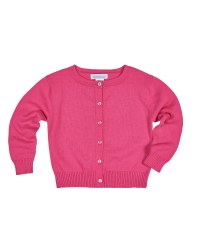 Fuchsia Sweater Knit & 100% Cotton