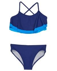 Navy.Medium Blue & Light Blue 81% Nylon 19% Elastan