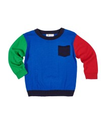 Royal, Red, Green & Navy Sweater Knit. 100% Cotton