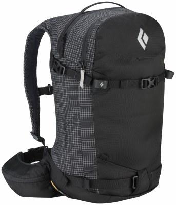 2020 Black Diamond Dawn Patrol Pack, M/L, 32L, Black