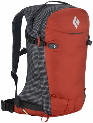 2020 Black Diamond Dawn Patrol Pack, S/M, 25L, Deep Torch/Black