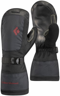 2020 Black Diamond Women's Mercury Mitten Black Extra Small