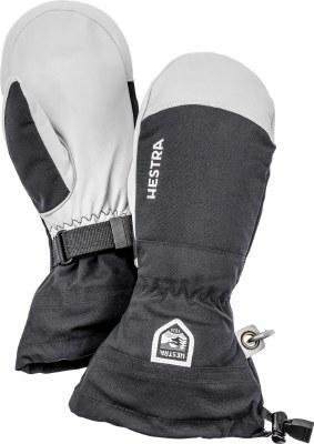 2020 Hestra Army Leather Heli Mitten Black 6