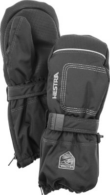 2021 Hestra Baby Zip Long Black 3