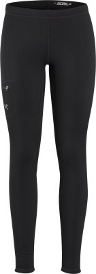 2020 Arcteryx Women's RHO AR Bottoms Black Extra Small
