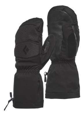2020 Black Diamond Recon Mitten Black Medium