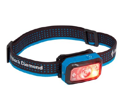2020 Black Diamond Storm 375 Headlanp Azul