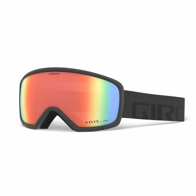 2021 Giro Ringo Grey Woodmark with Vivid Infrared Lens
