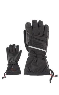 2020 Lenz Men's Heat Glove 4.0 Black L (Batteries Not Included)